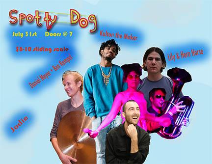Music – Spotty Dog